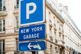 Parken in New York