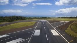 Flughafen Maui Landebahn