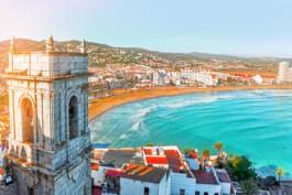 Blick über Valencia
