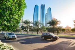 Exploring Abu Dhabi by rental car