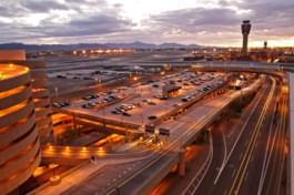 Flughafen Phoenix in Arizona
