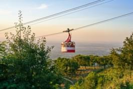 Teleférico de Almaty