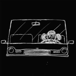 Cabrio - Kind am Steuer