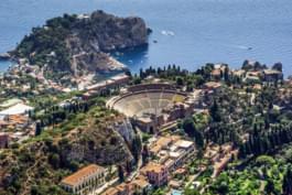 Taormina an der Ostküste