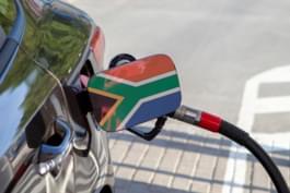 Pompe de carburant afrique du sud