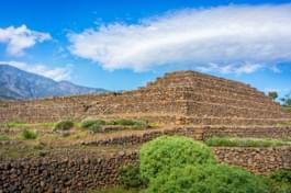 Mit dem Mietwagen zu den Pyramiden von Güímar