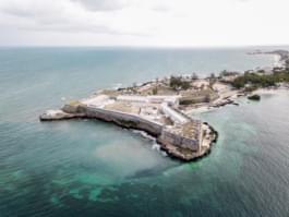 Fort San Sebastian, Mozambique