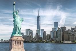 Statue de la Liberté ville de New York