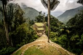Adventure time in the Ciudad Perdida