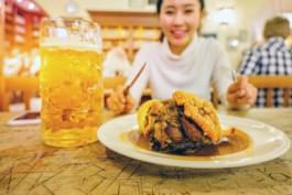 Essen und Trinken in München