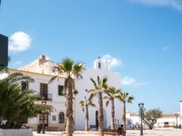 Kirche auf Formentera