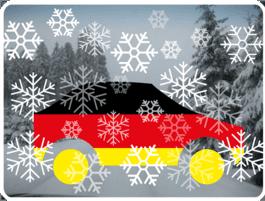 Winter Auto Deutschland