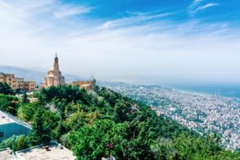 Beirut Paesaggio
