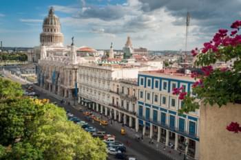 Casco antiguo de La Habana