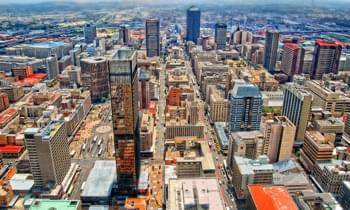 Johannesburg Stadt