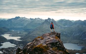 Hiker Norte Norge
