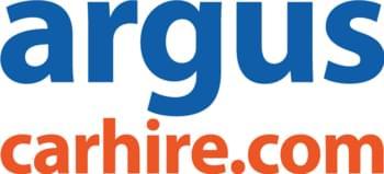 Mietwagen Argus Car Hire Logo