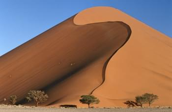 Namib Wüste in Namibia
