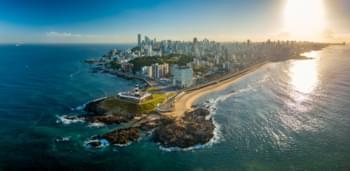 Salvador da bahia brésil partir explorer le pays en voiture de location