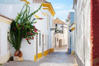 Häuser in Faro