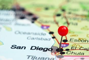 Mit dem Mietwagen nach San Diego
