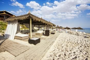 plage de rêve Tunisie