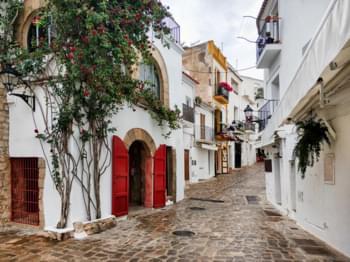 Sulla strada a Ibiza