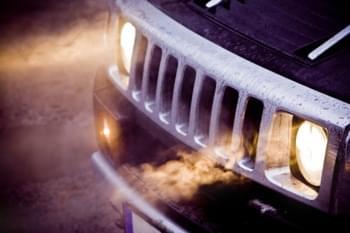 Licht am Auto