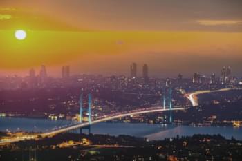 Bosporusbrücke, Istanbul