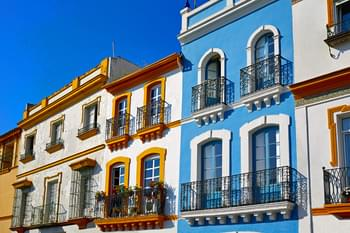 Häuser in Seville