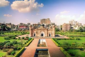 Lalbag Fort, Bangladesch