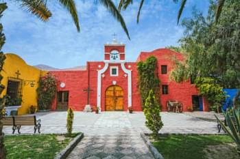 Casa Fundadora, Arequipa
