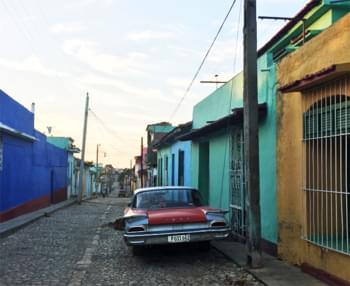 Auto in Trinidad
