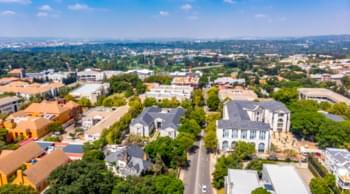 Voorstad van Johannesburg