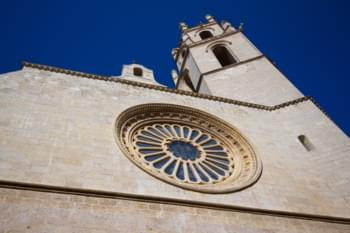 Catedral de Reus, España