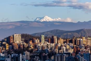 Montañas de Quito