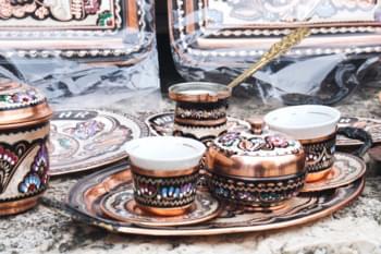 Handgemachte Souvenirs in Bosnien und Herzegowina
