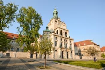 Deutsches Museum in München