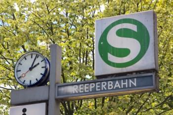 Reeperbahn, Hamburg