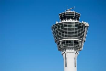 Control tower Munich Airport