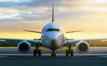 Avión en Tasmania