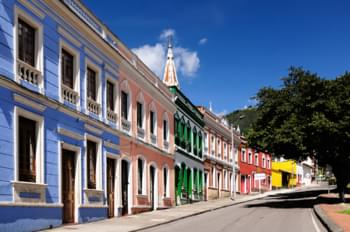 Discover the streets of Bogotá, Colombia