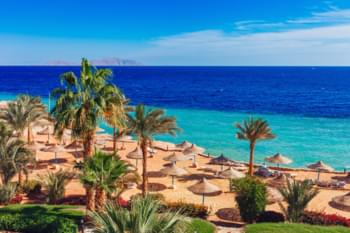 Resort en Hurghada, Egipto