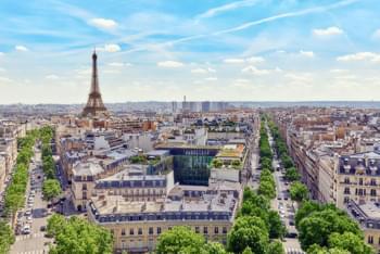 Mietwagen Paris