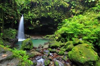 Besuchen Sie den Emerald Pool