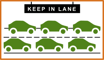 Keep in Lane