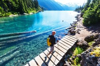 Whistler colombie britannique nature randonnée