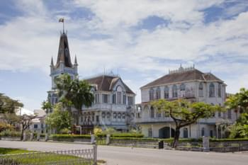 Discover Georgetown, Guyana's capital