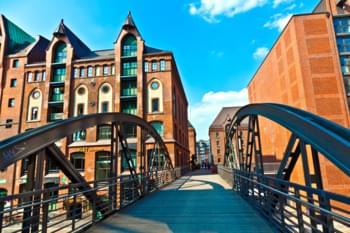 Brücke Hamburg