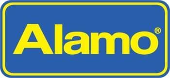 Mietwagen Alamo Logo